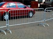 Ограждение и забор парковки